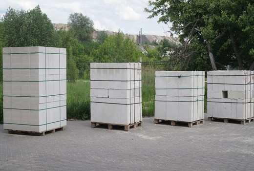 куб газоблока